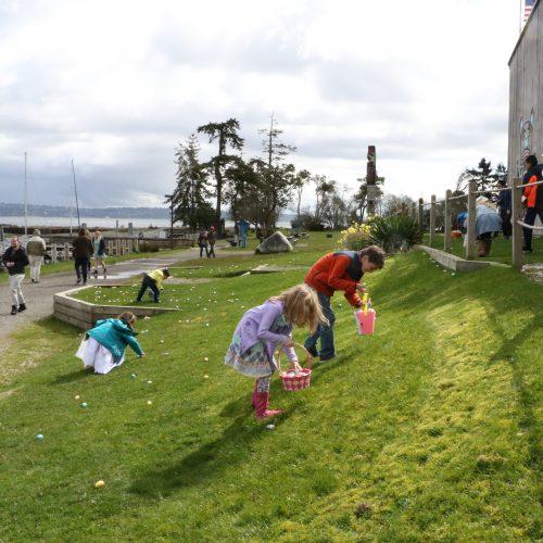 Easter Brunch At Tillicum Argosy Cruises