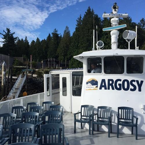 Goodtime Ii Argosy Cruises