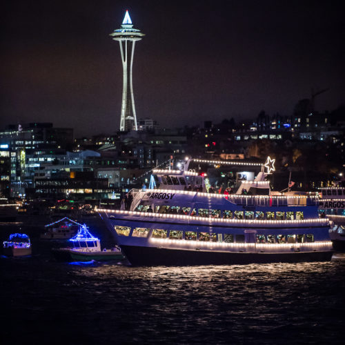 Seattle Christmas Ship 2021 Christmas Ship Festival Argosy Cruises