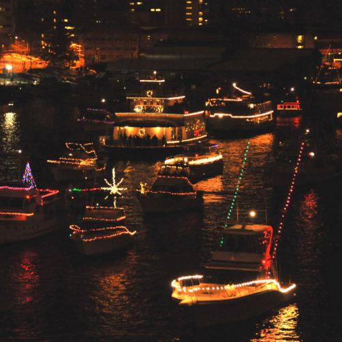Christmas Ships Seattle 2021 Christmas Ship Festival Argosy Cruises