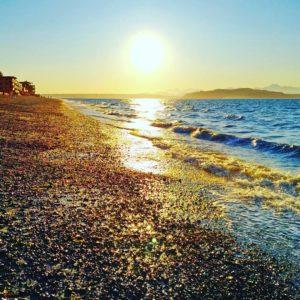 Alki Beach | @seleuss