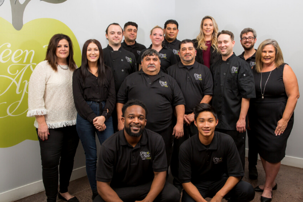 The Green Apple Team