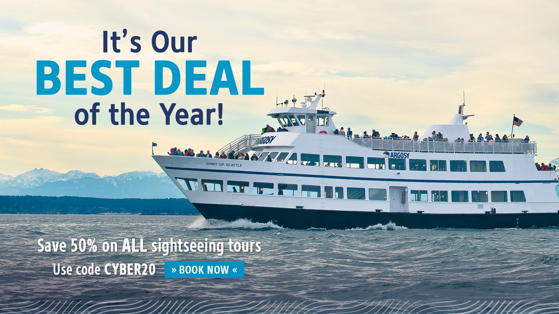 Christmas Ship™ Festival Schedule | Argosy Cruises